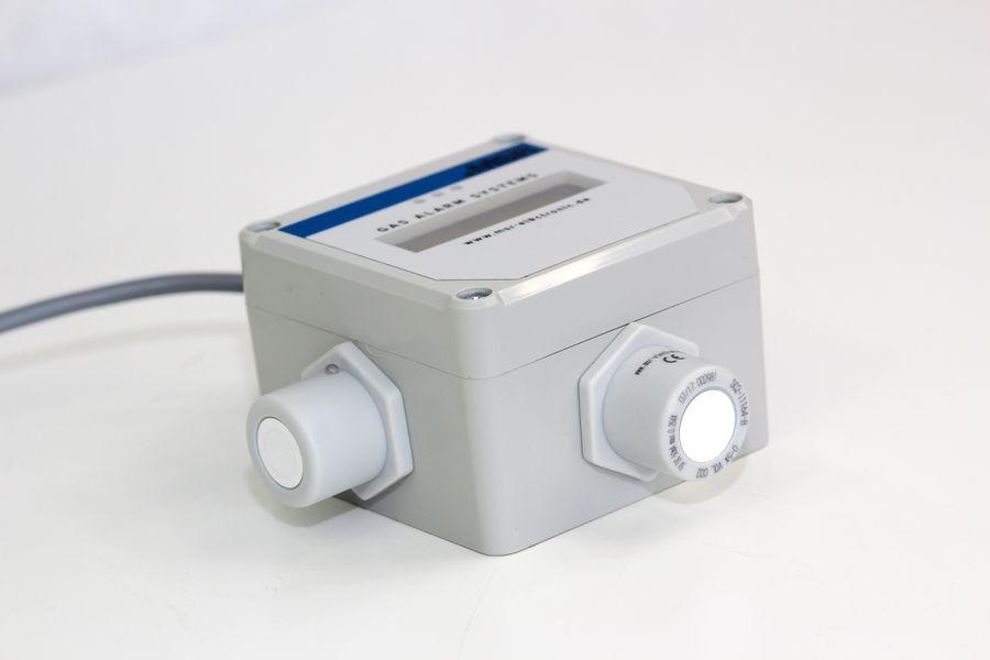 Gassensor von MSR-Electronic mit neuem Relaisboard