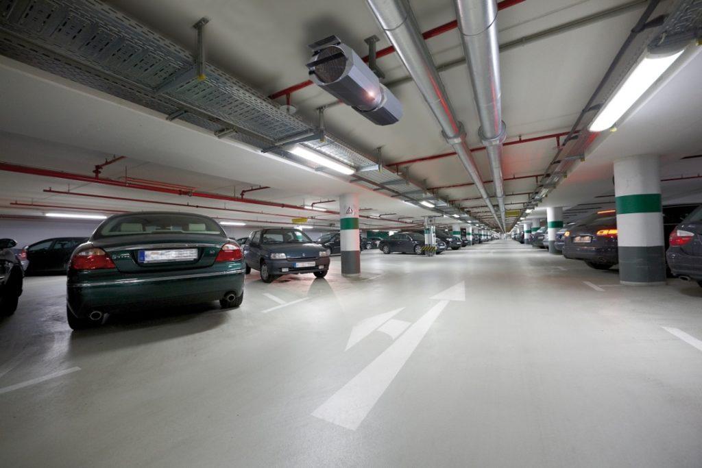 Zertifiziertes Überwachungssystem für Lüftung und Entrauchung in Garagen und Tunnel