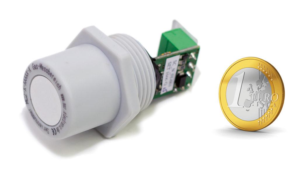 Sensoren und Gaswarnsysteme