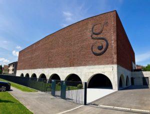 Galic Winery Building
