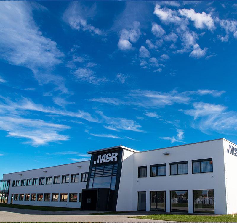 MSR-Electronic Firmengebäude