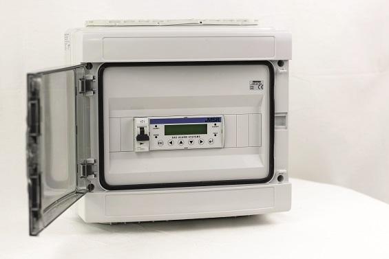 Gas-Controller DGC-06 von MSR-Electronic