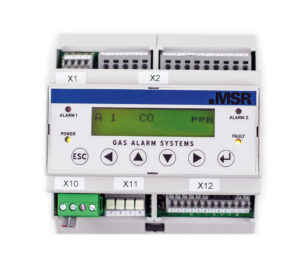 MSR-Electronic_Germany, Gas alarm systems_controller GC-06