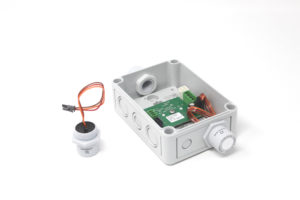 Sensor Board SB2 von MSR-Electronic für die sichere Methan-Gasüberwachung