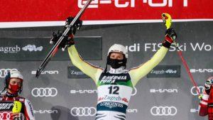 Linus Strasser FIS Ski World Cup Zagreb 2021