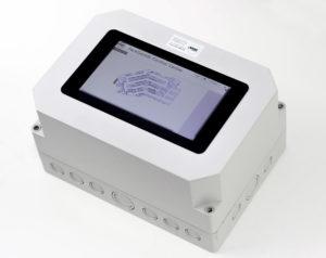 MSR-Taffic_Germany_ParkGard Control Center System