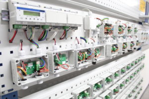 Langzeittests für Gasmesstechnik der MSR-Entwicklungsabteilung von MSR-Electronic