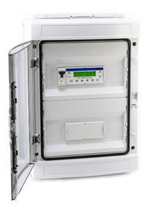 Gas controller DGC-06 from MSR-Electronix for fixed gas alarm systems