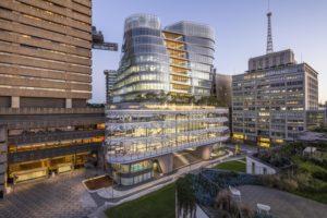 University of Technology Sydney mit Gaswarnanlagen von MSR-Electronic