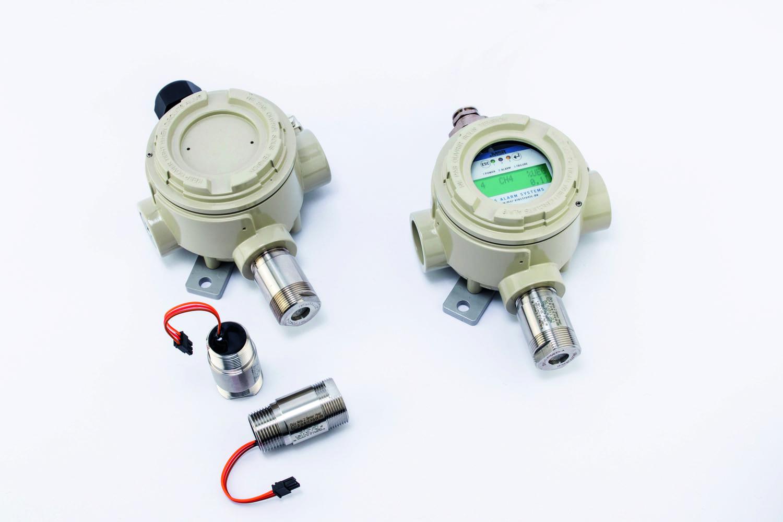 Gassensoren von MSR-Electronic zur Überwachung von Konzentration von Pentangas